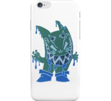 Nacho Monster iPhone Case/Skin