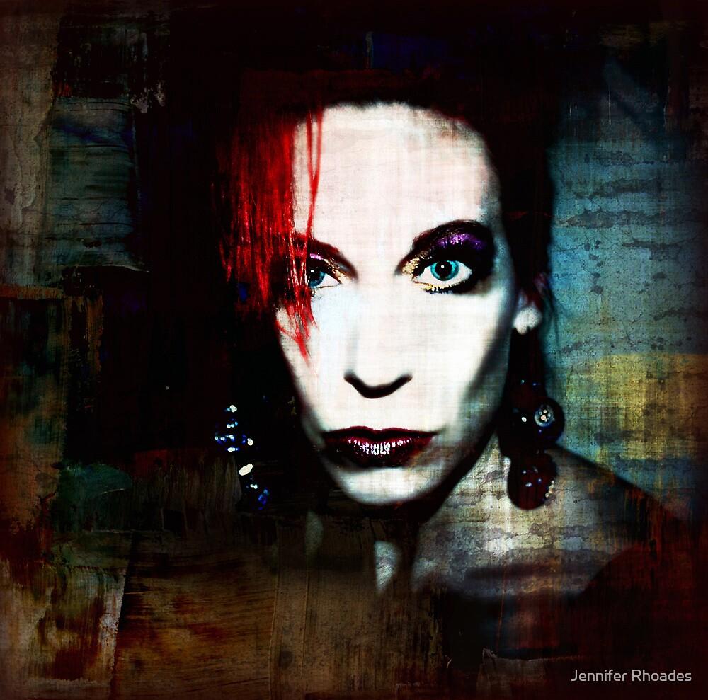Scavenger by Jennifer Rhoades