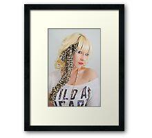 E 2.0 Framed Print