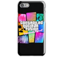 Controlled Nuclear Fusion - Surprisingly Difficult! iPhone Case/Skin