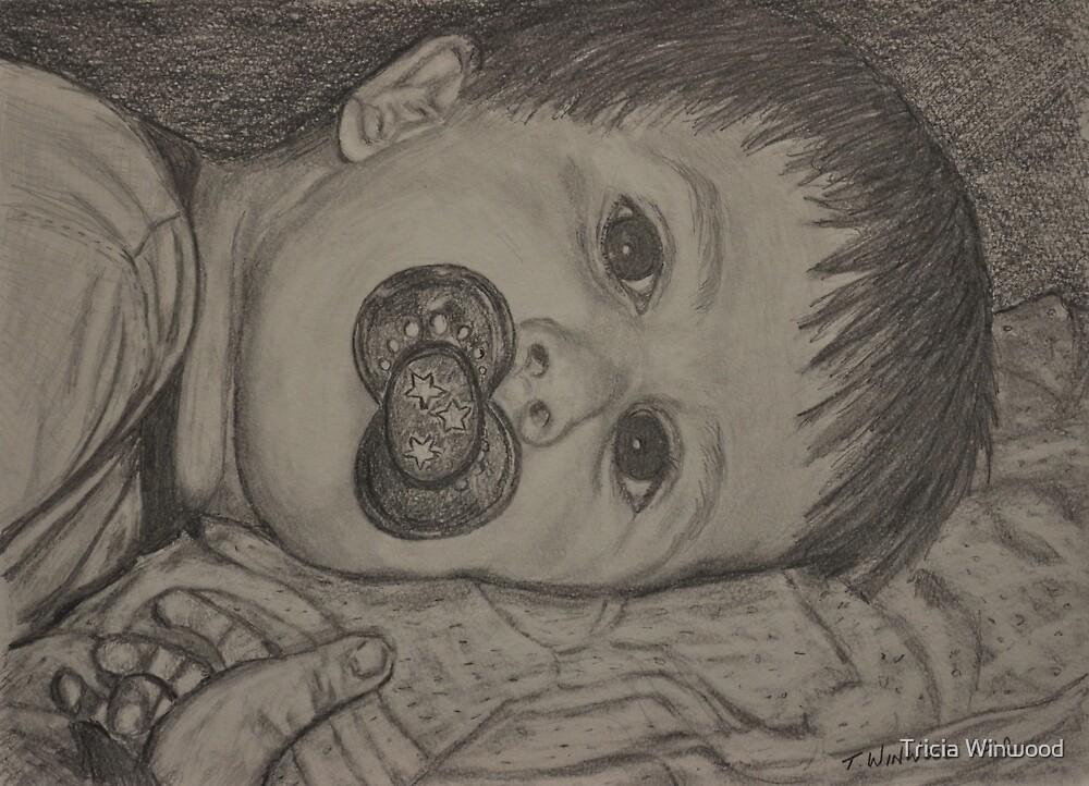 My Precious Grandson Kian by Tricia Winwood