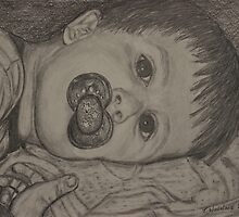 My Precious Grandson Kian by Tricia Winwood