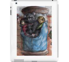 Hannibal Werewolf AU - Sleeping iPad Case/Skin