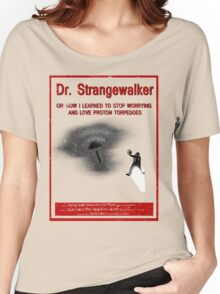 Dr. Strangewalker Women's Relaxed Fit T-Shirt