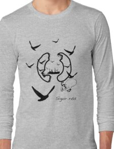 Sigur Rós Albums Long Sleeve T-Shirt
