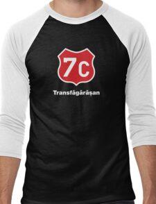 Transfagarasan, Best Road In The World Men's Baseball ¾ T-Shirt