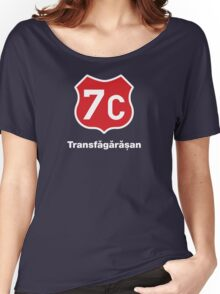 Transfagarasan, Best Road In The World Women's Relaxed Fit T-Shirt