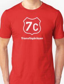 Transfagarasan, Best Road In The World Unisex T-Shirt
