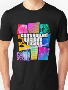 Controlled Nuclear Fusion - Surprisingly Difficult! T-Shirt