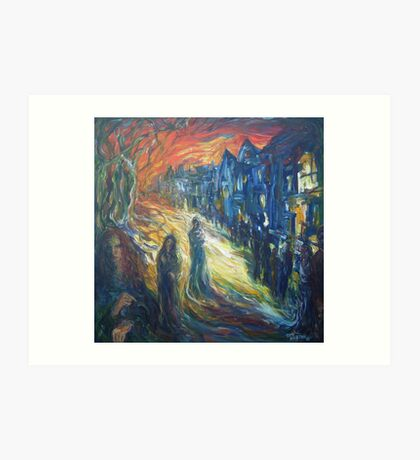 Journey; Art Print
