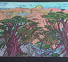 Grand Canyon Tree Houses by aaron a amyx