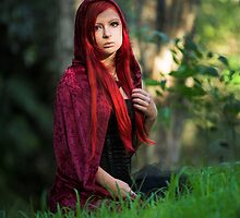 Zoe Wood Nymph by SunseekerPix