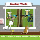 Monkey Business by fatcatandduncan