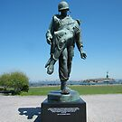 """""""Liberation"""", Monument to World War 2 Concentration Camp Survivors,  Liberty State Park, New Jersey by lenspiro"""