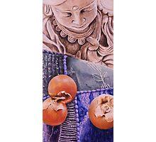 Zen Harvest Photographic Print