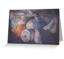 Damage Wallpaper 2 Greeting Card