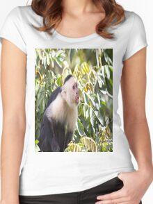 Costa Rica Hummingbird Women's Fitted Scoop T-Shirt
