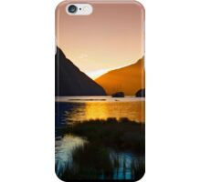 Milford at Sunset  - iPhone case iPhone Case/Skin
