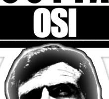 Straight Outta OSI #2 Sticker
