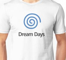 Dreamcast (Old School Shirt) Version.02 Unisex T-Shirt