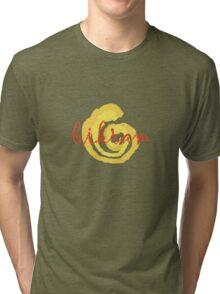 bikram yellow Tri-blend T-Shirt