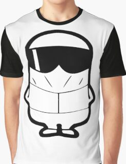 Racer Minion Graphic T-Shirt