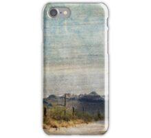 Saguaro West textured iPhone Case/Skin
