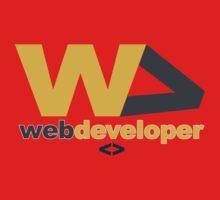 web developer Kids Clothes