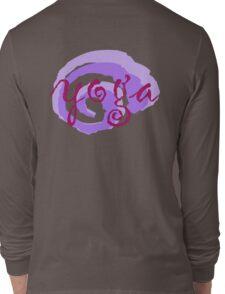 yoga wisdom Long Sleeve T-Shirt
