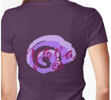yoga wisdom Womens Fitted T-Shirt