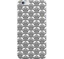 Victorian Wallpaper  iPhone Case/Skin