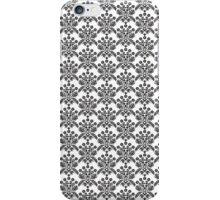 Victorian Wallpaper  iPhone Case/Skin
