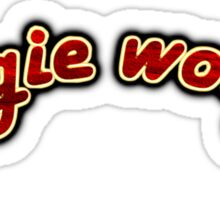 Old Boogie Woogie Sticker