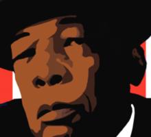 John Lee Hooker for President Sticker