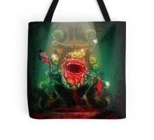 Dumpty of the Dead – King Dumpty Tote Bag