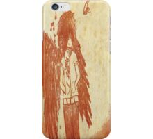 Love My Guardian Angel iPhone Case/Skin