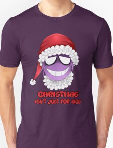 Purple guy - Christmas isn't just for kids T-Shirt