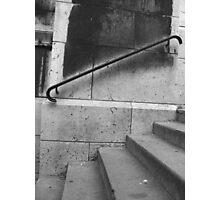 God's Handrail Photographic Print