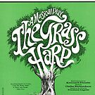 THE GRASS HARP (vintage illustration) by ART INSPIRED BY MUSIC
