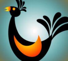 magic bird Sticker