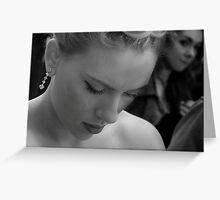Scarlett Greeting Card