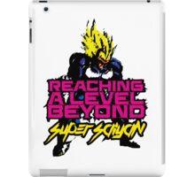 Vegeta - Reaching a level beyond Super Saiyan iPad Case/Skin