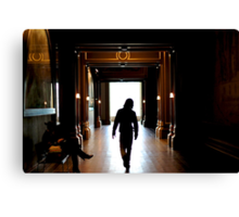 Victoria & Albert Museum London or V&A as we called here  Canvas Print