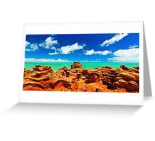 Ganthueme Point, Broome Greeting Card