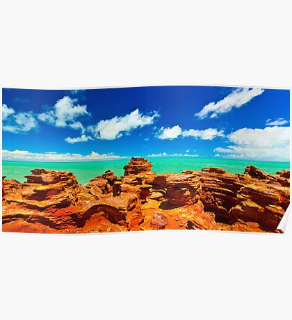 Ganthueme Point, Broome Poster