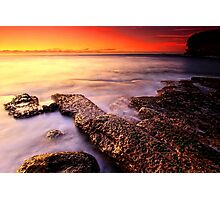 Malabar Sunrise Photographic Print