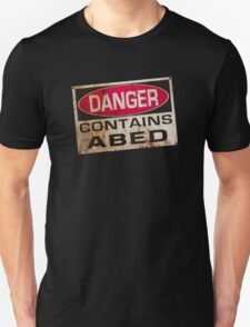DANGER! Contains nerd T-Shirt