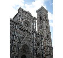 Basilica di Santa Maria del Fiore Photographic Print