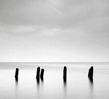 Scottish coast Seascape by Grant Glendinning