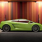 Gallardo   by adriangeronimo